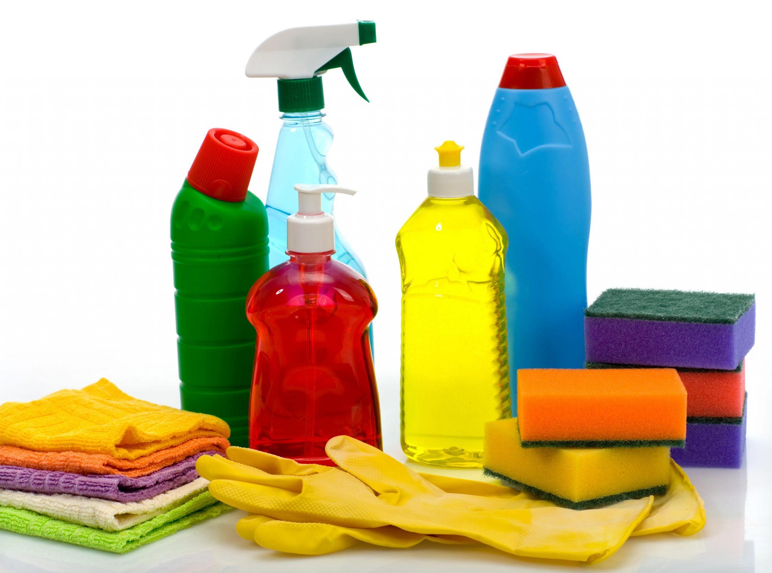 pulizie e sanificazione prodotti