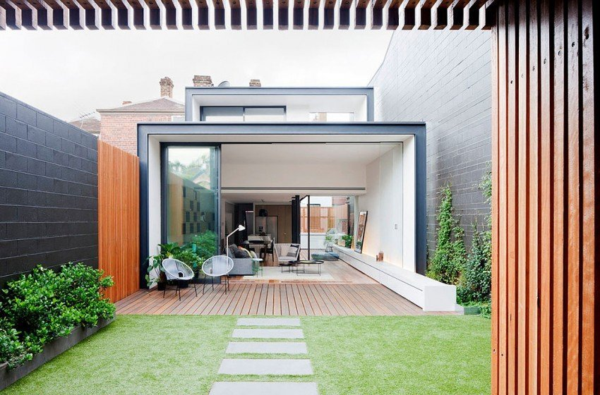 residenza moderna matt gibson