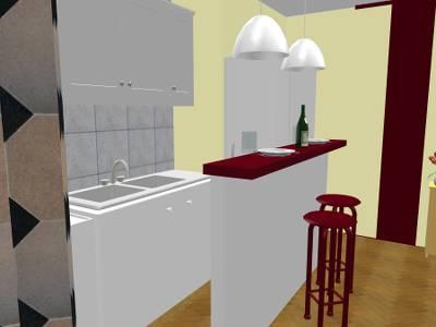 ristrutturazione appartamento completo vista cucina