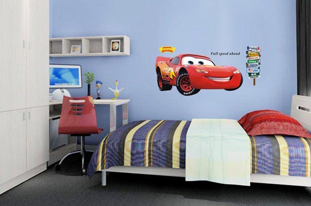 15 adesivi murali per bambini che li faranno felici - Adesivi per cameretta bambini ...