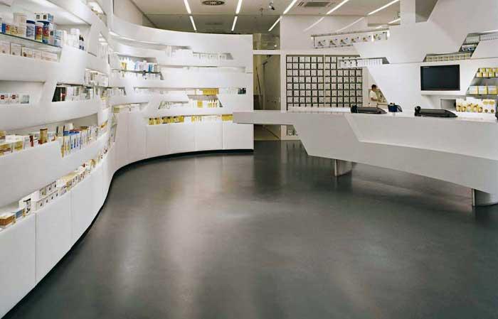 pavimenti in resina uffici