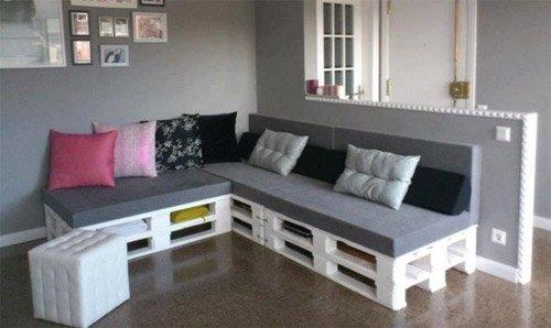 divano mobili con pallet 2