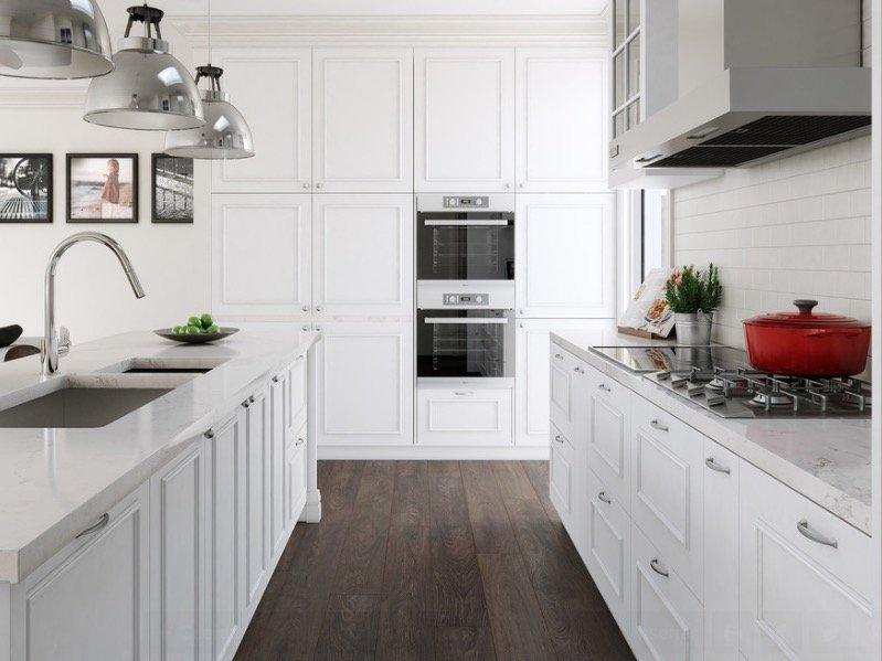 pavimenti cucina legno