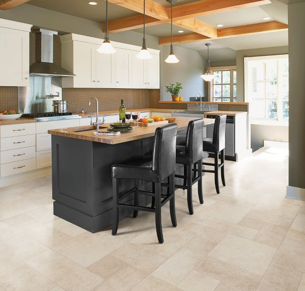 pavimenti per cucina in gres porcellanato