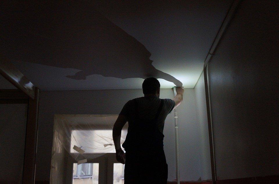 Riparare il soffitto